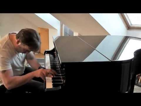 """""""On Golden Pond"""" transcribed & performed by Uwe Karcher"""