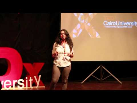 Rethinking the African continent | Dina Achraf | TEDxCairoUniversity