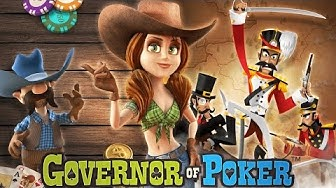 Governor of Poker 3 - Kostenloses Mehrspieler Pokergame | Deutsch, German