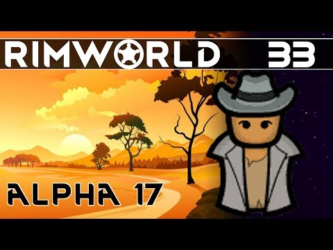 [#33] Make Room for Geothermal Power!  ▶ RimWorld Alpha 17 Gameplay, Randy Random