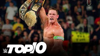 Title wins at WWE Money in the Bank: WWE Top 10, May 10, 2020