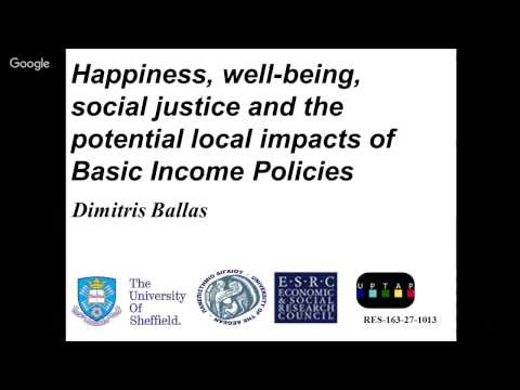 On Basic Income: Theory and Practice