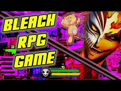 HYPED FOR THE NEW BLEACH RPG | Ro Hollow | Roblox