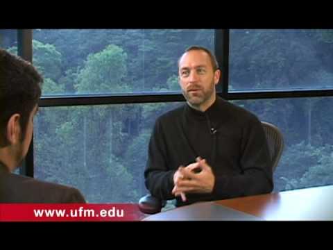 UFM.edu - Jimmy Wales talks about Wikipedia
