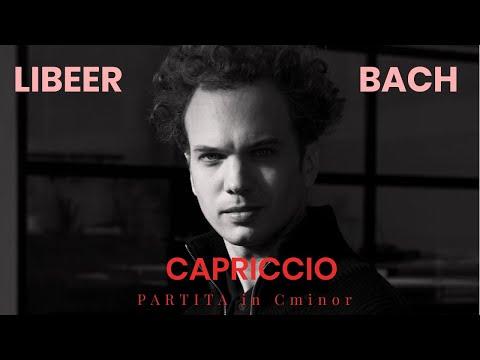 Julien Libeer - J.S. Bach - Capriccio BWV826/6