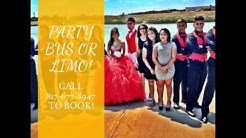 The Dream Limos - Party Bus - Custom Limo Services