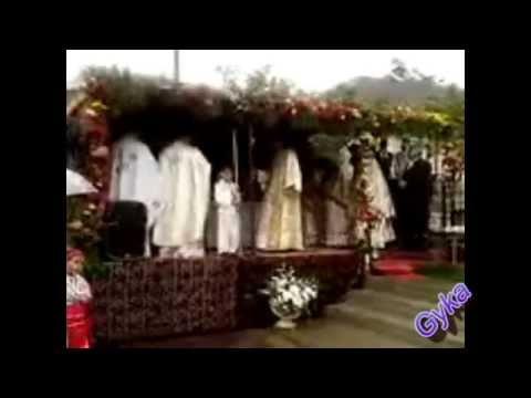 Sfintirea Crucilor la Valea Ungurasului