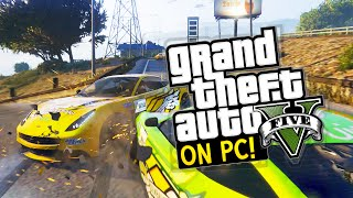 GTA 5 PC gets 4k, Mod Support, Movie Making and More! (GTA 5 PC Discussion)