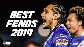 BIGGEST FENDS/BUMPS NRL 2019