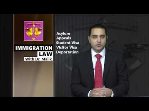 Immigration Law 23 September