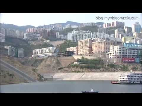 Yangtze River Cruise, from Fengjie to Wanzhou - China Travel Channel