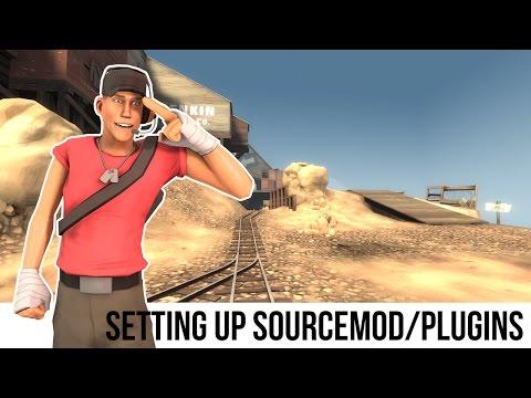 TF2 Server Tutorial: Setting Up Sourcemod/Plugins - YouTube