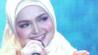 Tiba-Tiba Blackout, Kali Pertama Siti Nurhaliza Perform LIVE KASIHKU SELAMANYA