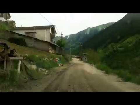 Trabzon(Uzungöl) - Erzurum Timelapse 1080P
