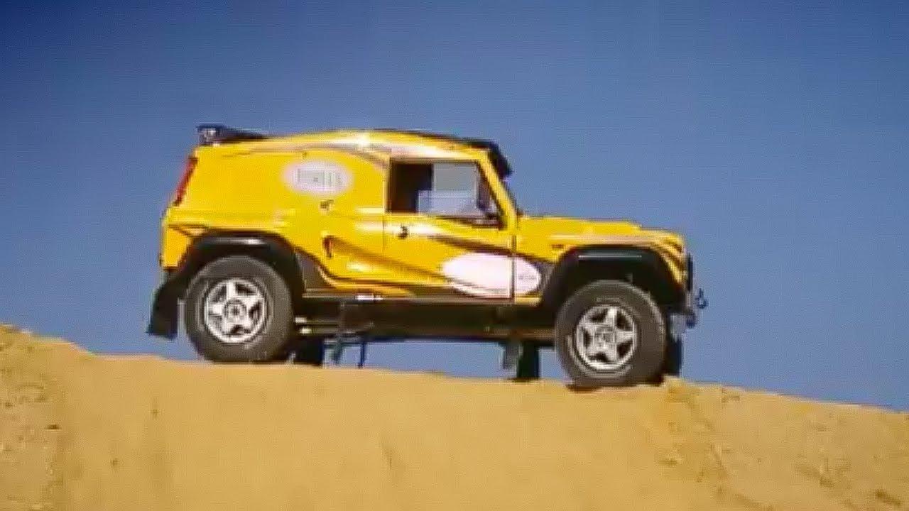 Bowler Wild Cat | Top Gear