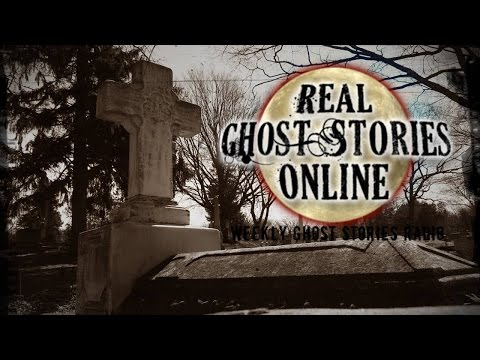 Real Ghost Stories: The Graveyard Shift