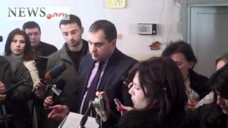 Yerevan electoral district commission does not register opposition businessman as MP candidate