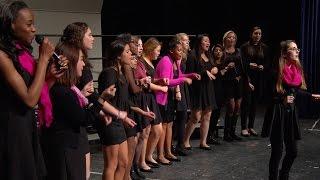 2015 Wootton High School Winter Chorus Concert
