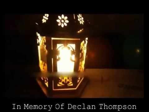 Tribute to Declan Thomson from carbrain cumbernauld