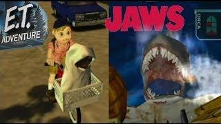 Universal Studios Theme Park Adventure (Part 1) James & Mike Mondays