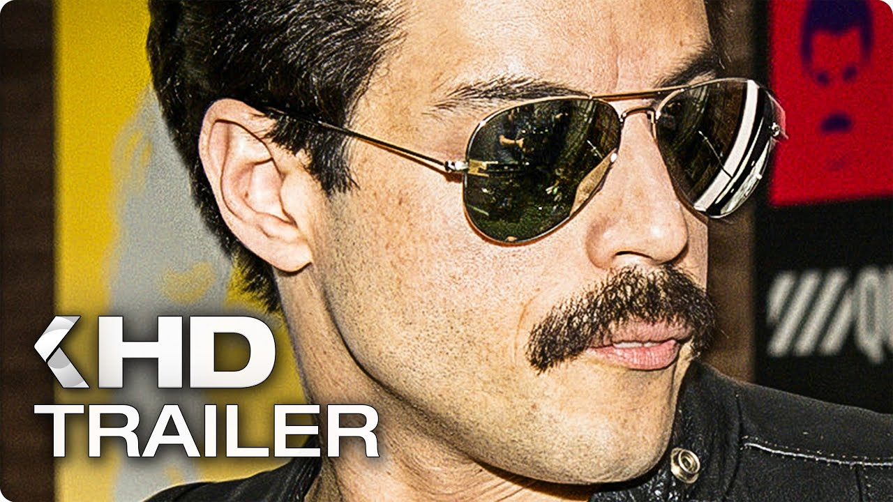 Bohemian Rhapsody Trailer Deutsch
