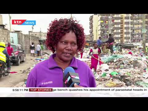 [SPECIAL FEATURE] The waste disposal management problem in Nairobi and the effects surrounding it