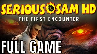 Serious Sam HD: The First Encounter FULL Walkthrough No Commentary Gameplay Part 1 Longplay [HD]