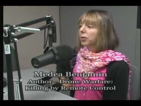 TalkingStickTV - Medea Benjamin - Drone Warfare: Killing by Remote Control