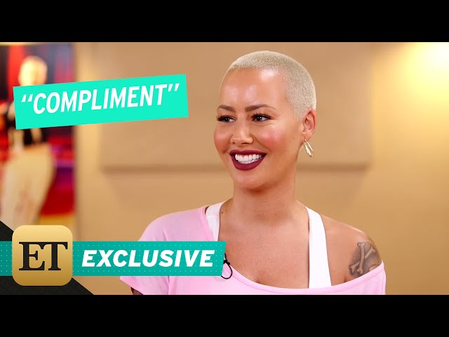 EXCLUSIVE: Amber Rose Relaunching Iconic 'Loveline' Franchise With New Podcast