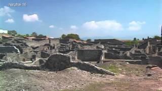 harufrei: Gulf of Naples / Pompeii / Mount Vesuvius