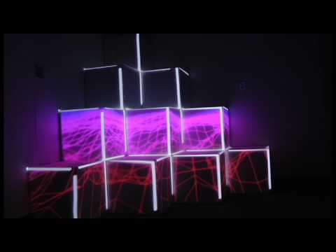 Mad World Projection Mapping