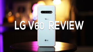 LG V60 review: the perfect balance