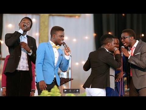 God and God Alone (Communion quartet live cover) - Viva Soul