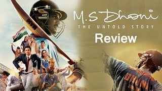 MS Dhoni The Untold Story Movie Review in Tamil | Movie Analysis | Hit Or Miss? | Sushant Singh
