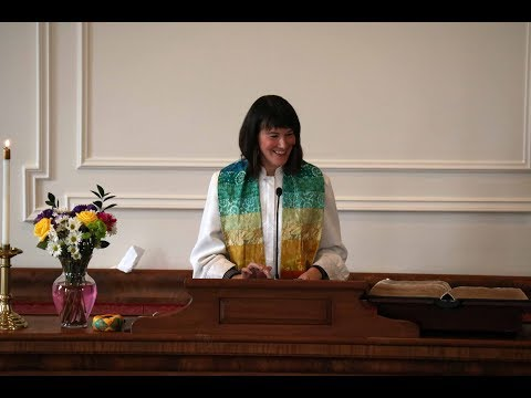 Robin's Sermon Feb 4 2018