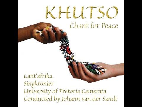 Botha, Marc; Cantafrika; du Plessis, Charl; Singkronies; University of Pretoria Camerata; van de...