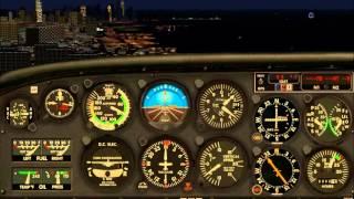 Flight Simulator 2002: Approach and Landing at Meigs (KCGX)