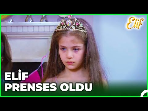 Elif Doğum Günü Partisinde Prenses Oldu - Elif Dizisi 304. Bölüm