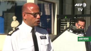 All victims in incident near London mosque were Muslim_ police