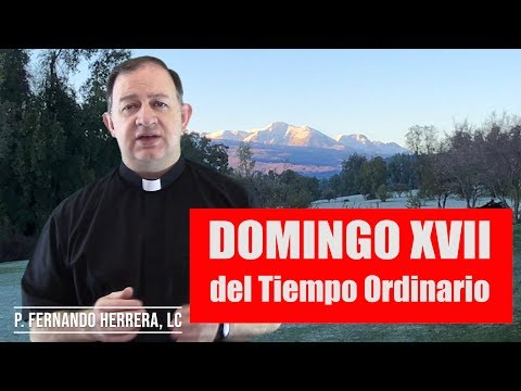 Domingo XVII del Tiempo Ordinario - Ciclo C - Pidan y se les dará