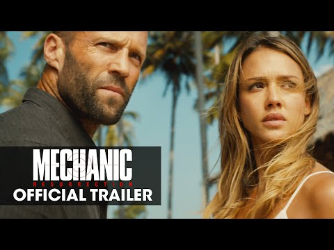 Mechanic: Resurrection (2016) – Official...