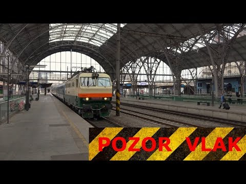 POZOR VLAK / THE TRAIN - 60. [FULL HD]