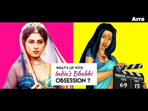 What's Up With India's Bhabhi Obsession? | Best of Indian Bhabhis thumbnail