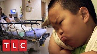Alex precisa passar por outra cirurgia!   Os Pequenos Johnstons   TLC Brasil