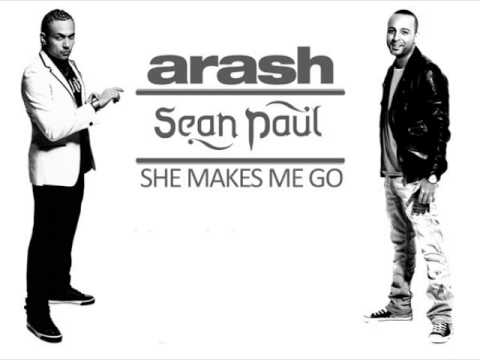Arash feat. Sean Paul - She Makes Me Go + free MP3 Downlaud
