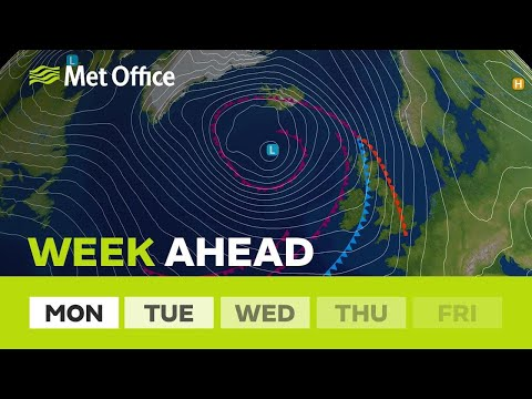 Week ahead - Is there any more snow to come this week?
