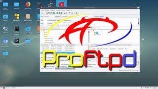 ProFTPd   configuration de base