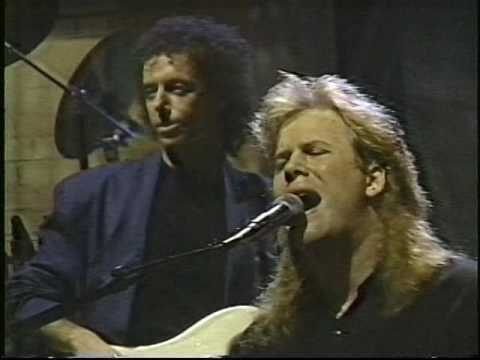 Jeff Healey - Letterman July 26 90 - While My Guitar Gently Weeps ...