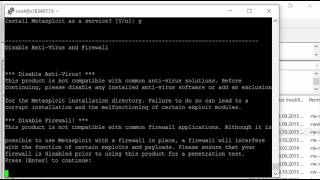 Ethical Hacking and Penetration Testing (Kali Linux)