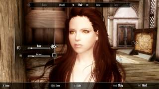 Repeat youtube video Skyrim - SG Hair Pack 120 Edition by HelloSanta - Review